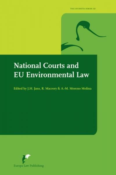 National Courts and EU Environmental Law