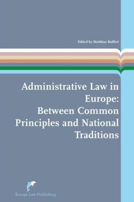 Administrative Law in Europe