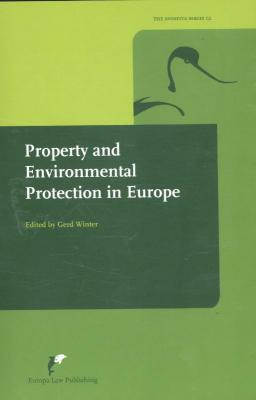 Environmental and property protection in Europe
