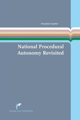 National procedural autonomy revisited