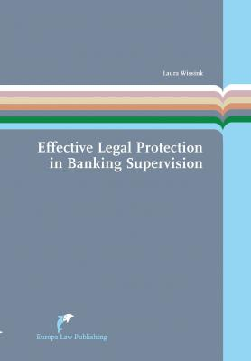 Effective Legal Protection in Banking Supervision